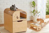 木製トイレカバー