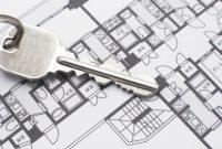 間取り図と家の鍵