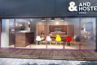 &AND HOSTELの上野店がオープン