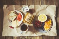 朝ご飯食べてる?