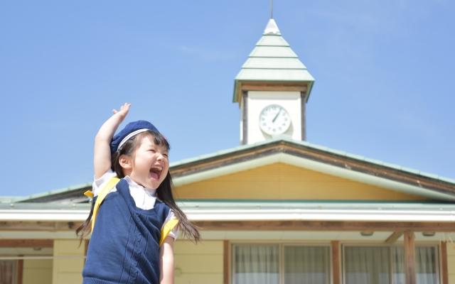 ママ!幼稚園楽しいよ。子供にとっていい幼稚園とは
