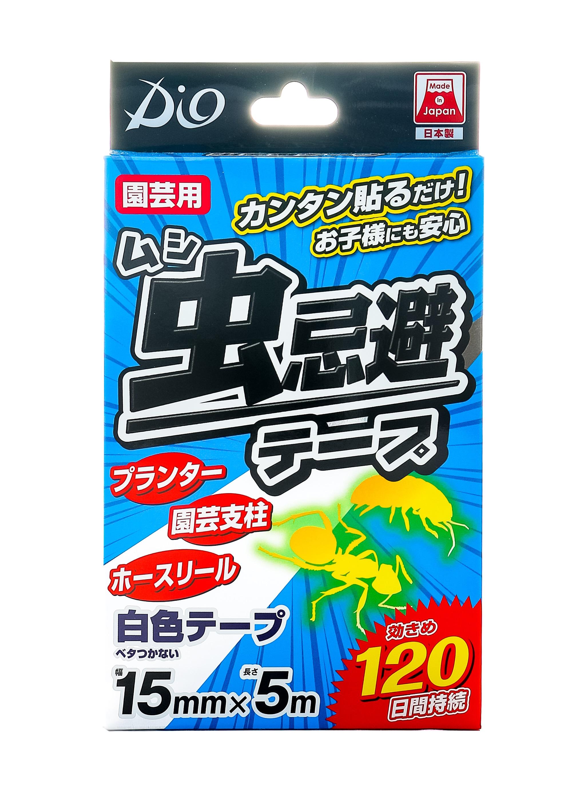 家庭用防虫テープ