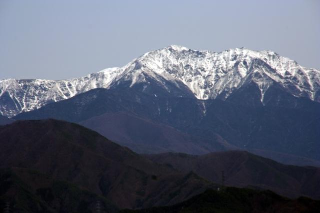 北アルプスの風景