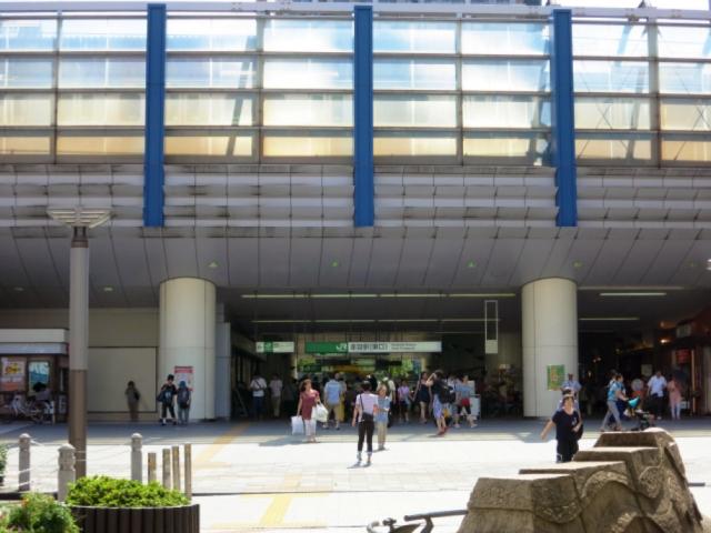 赤羽駅の外観