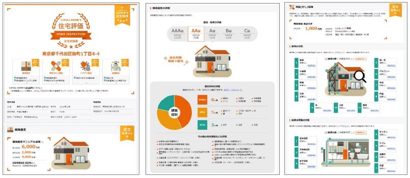 住宅評価 評価書