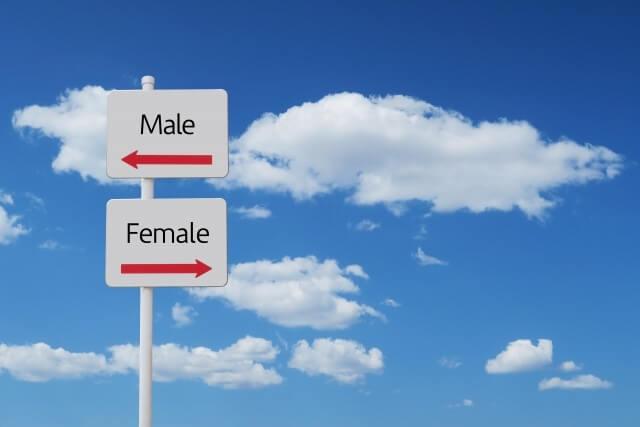 男女の性差