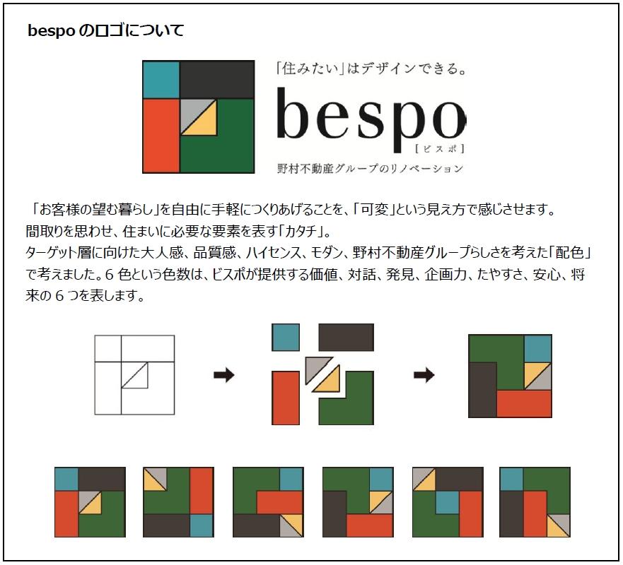 bespo「住みたい」はデザインできる
