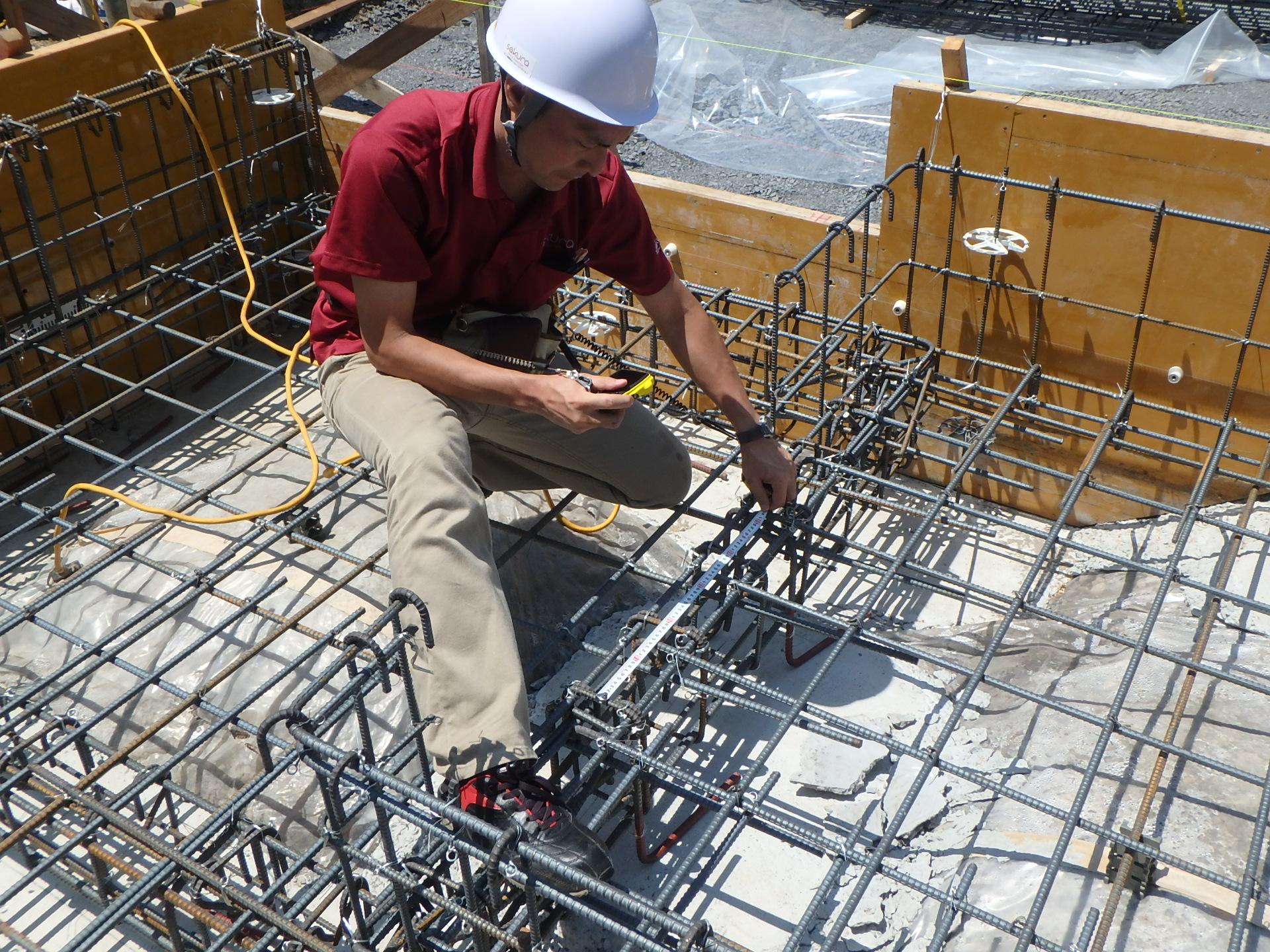 施工不良を見逃さない『新築工事チェック』