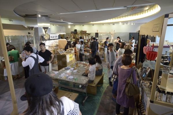 リノベーションEXPO JAPANの風景