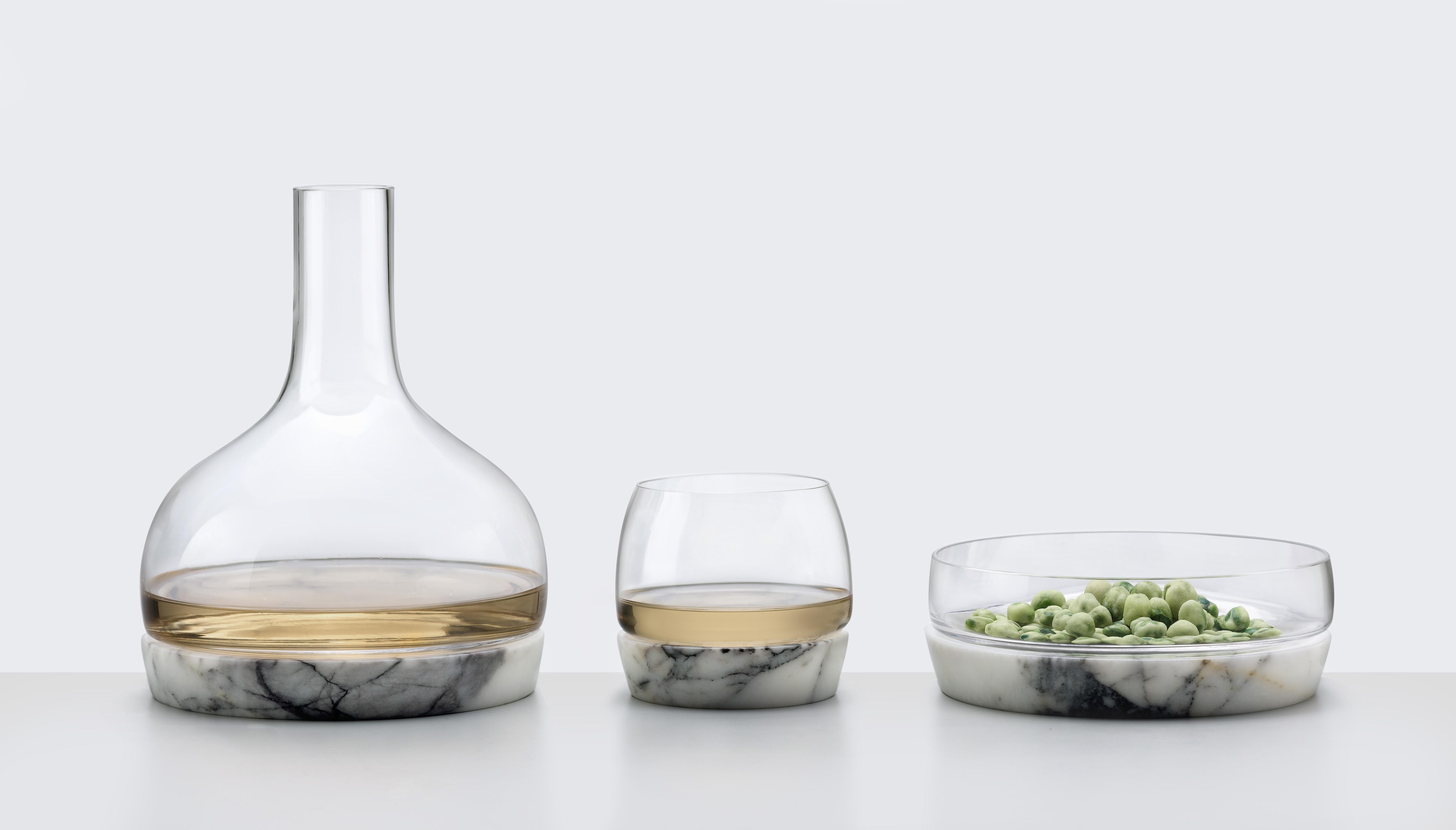 nude glassのガラスアイテム