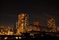 港区の夜景