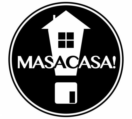 MASACASA!プロジェクトのロゴ