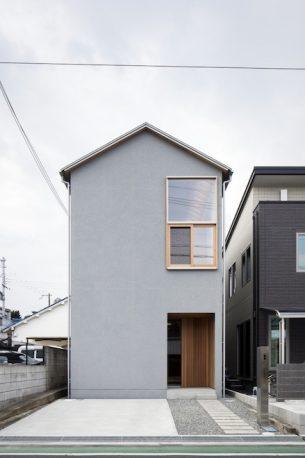 『熊取の住宅』の外観