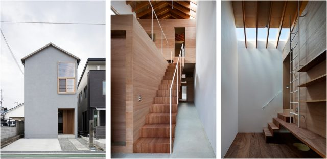 『熊取の住宅』の内装