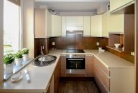 清潔感のあるキッチン
