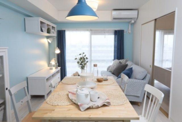 ウインズタウン稲毛海岸のリデザイン住宅