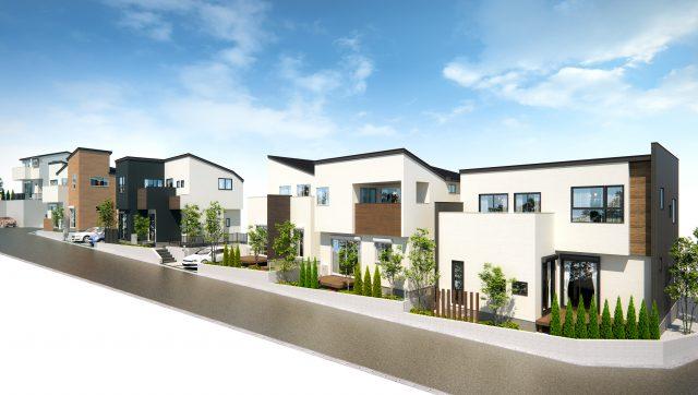 「柏アライブ 高台の家」のイメージ