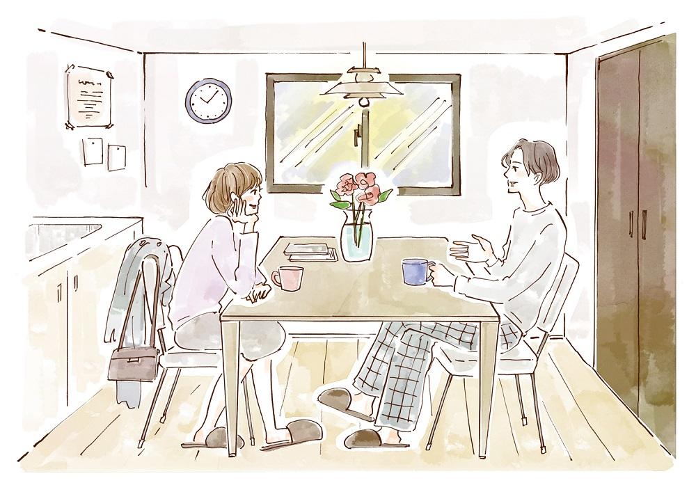 【夏生さえり小説<2>】理想の家探し「年上ぶりたい夫、妻ぶりたい妻」
