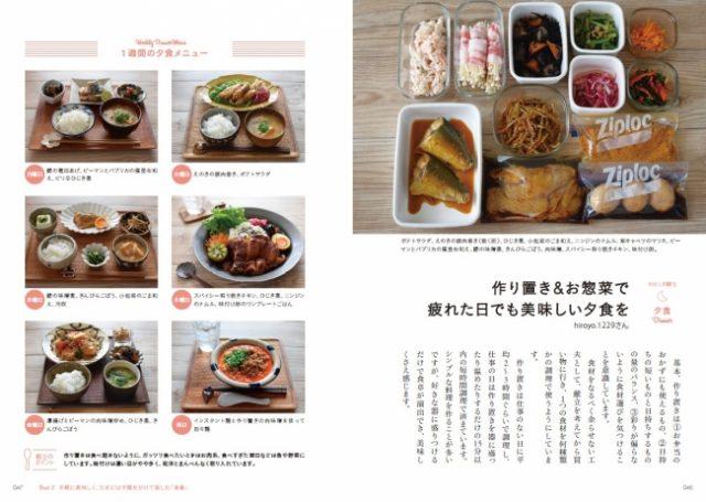 食事の投稿を集めたページ
