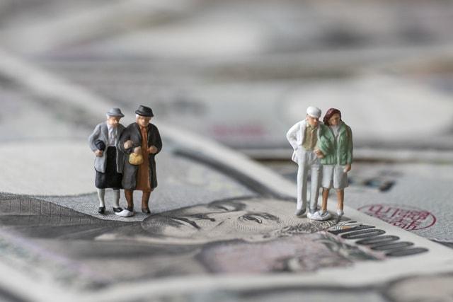 老後の支出のイメージと現実
