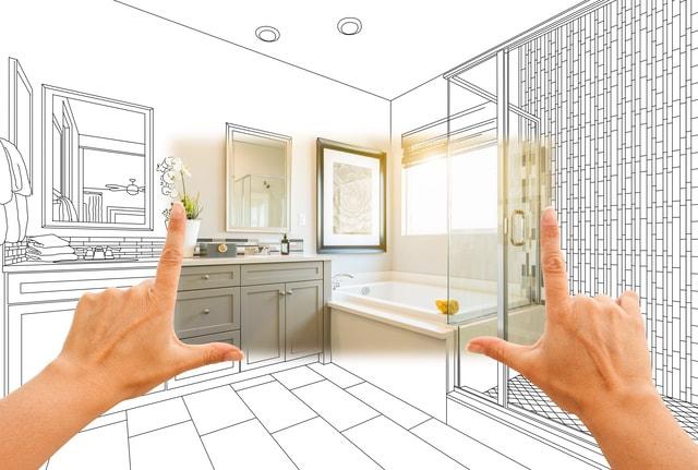 浴室の手すりの理想的な高さ・位置は?